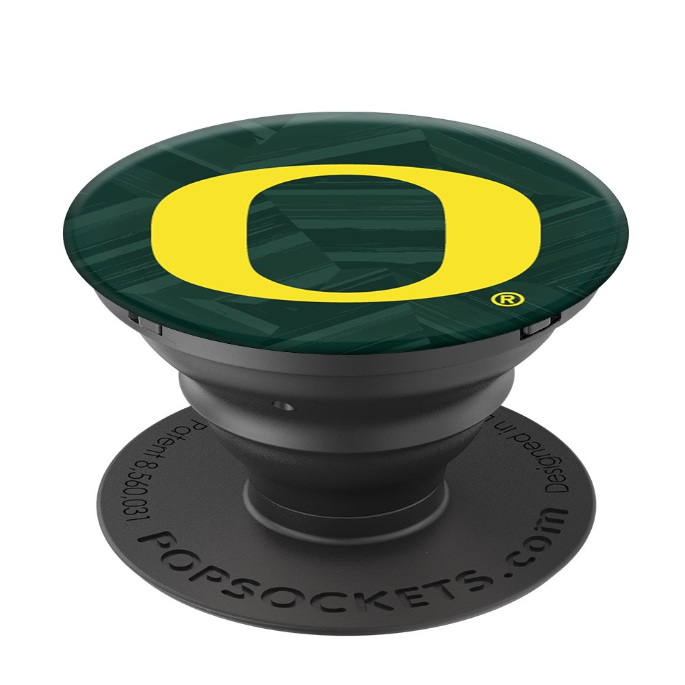 NCAA Oregon Ducks PopSockets Cell Phone Grip & Stand