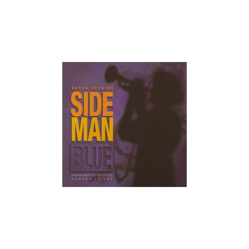 Peter Erskine - Side Man Blue (CD)
