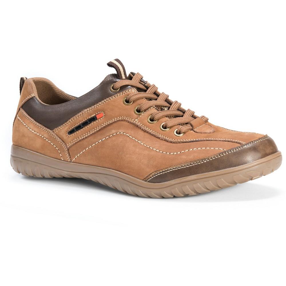 Men's Muk Luks Carter Sneakers - Tan 10, Beige