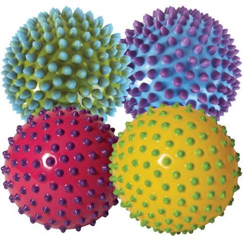 Edushape Senso-Dot Multicolor Sensory Balls  - Set of 4 - image 1 of 4