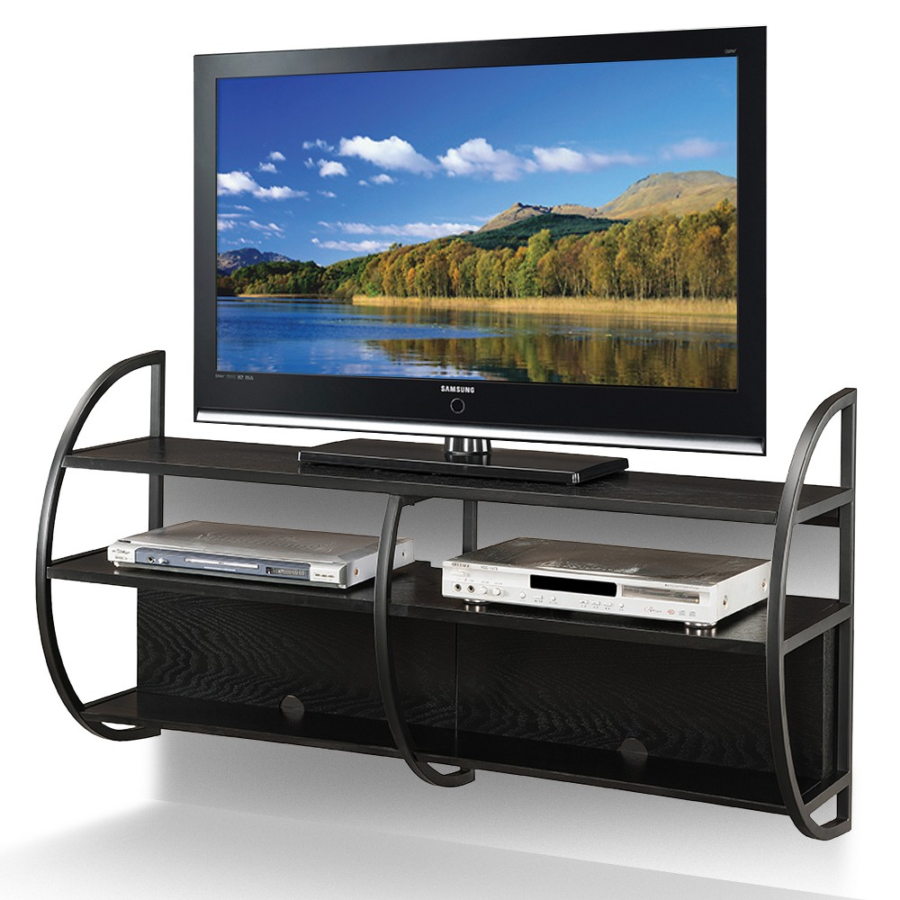 TV Stand Black - Leick Home