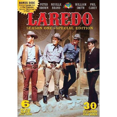 Laredo: Season 1 (DVD) - image 1 of 1
