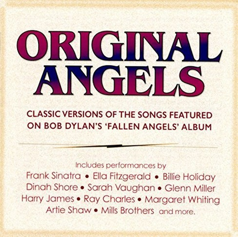 Various - Original angels (Cdr) (CD) - image 1 of 1