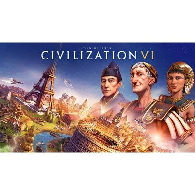 Sid Meier's Civilization VI - Nintendo Switch (Digital)
