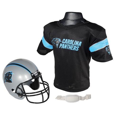 newest 2f291 55480 Carolina Panthers Franklin Sports Helmet/Jersey Set - Ages 5-9