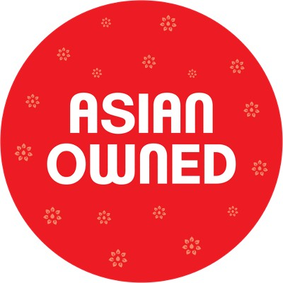 Asian Owned Brand