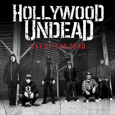 Hollywood Undead - Day Of The Dead (CD) - image 1 of 2