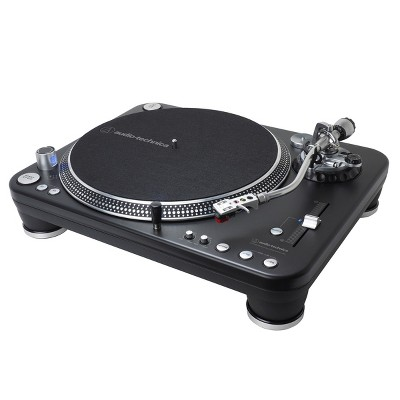 AudioTechnica AT-LP1240-USB XP Direct-Drive Professional DJ Turntable (Black)