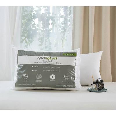 2pk Pinsonic Bed Pillow - Springloft