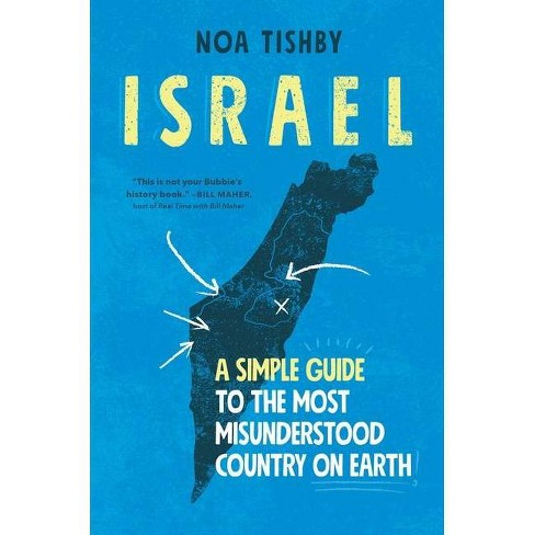 Israel - by  Noa Tishby (Hardcover) - image 1 of 1
