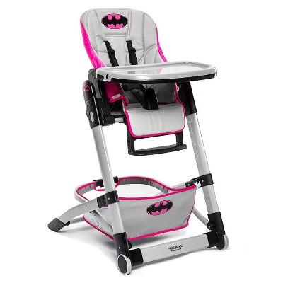 Kids Embrace DC Comics Batgirl Adjustable Height Reclining Deluxe High Chair