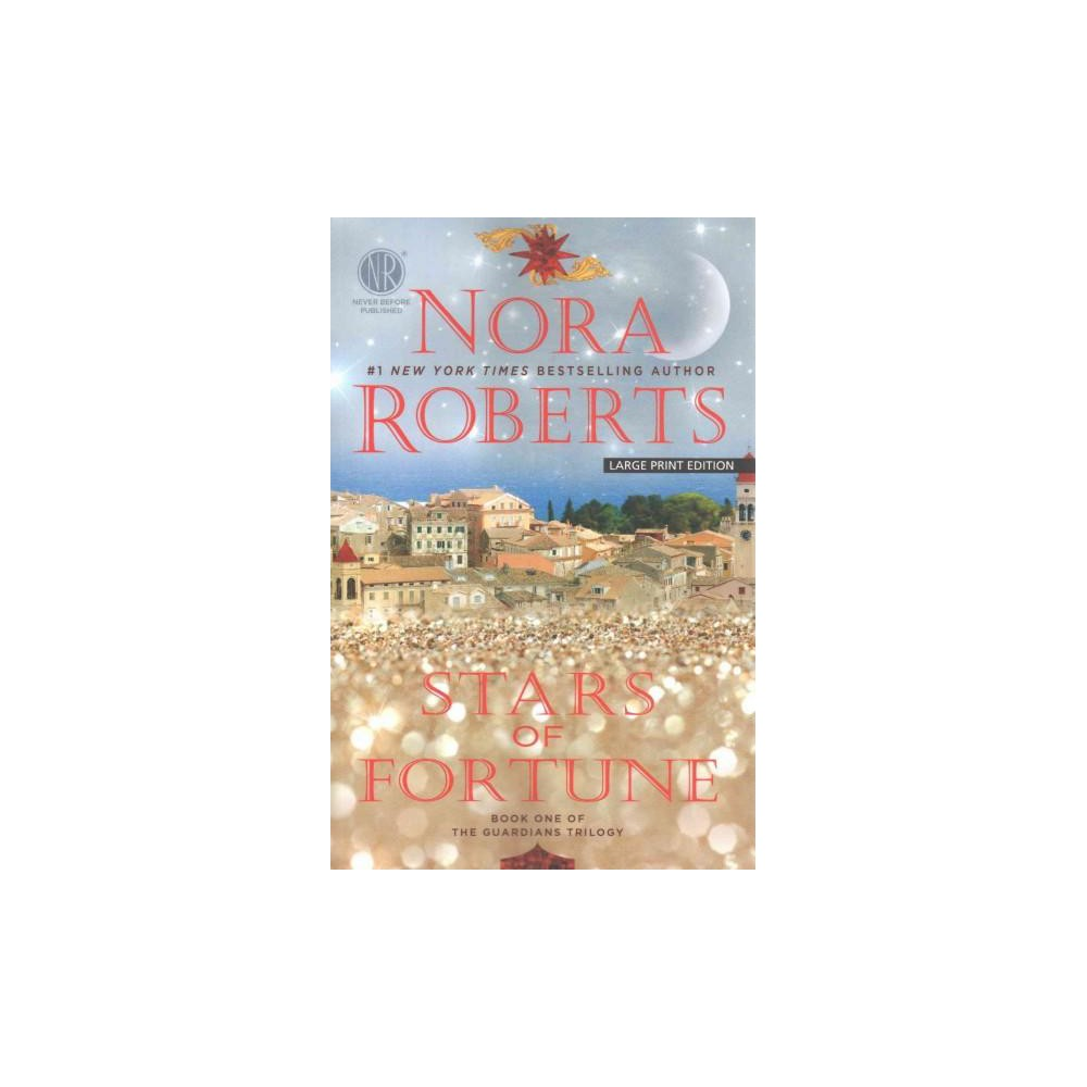 Stars of Fortune (Large Print) (Paperback) (Nora Roberts)