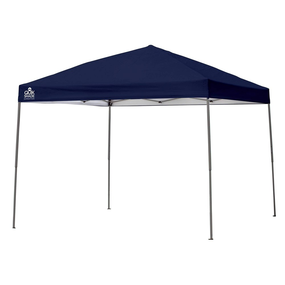 Image of Quik Shade Expedition 100 Instant Canopy - Navy, Blue