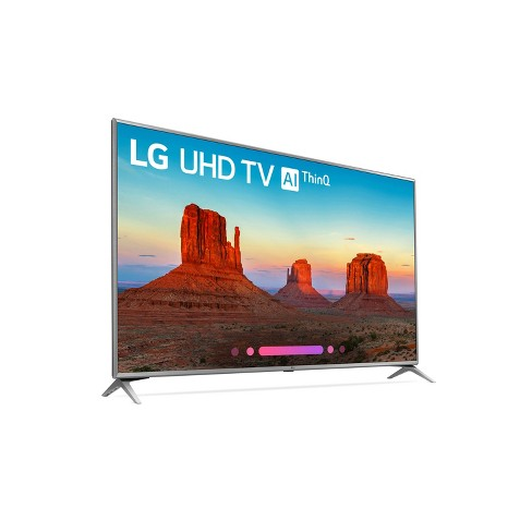 lg 70 4k uhd hdr smart tv silver 70uk6570 target