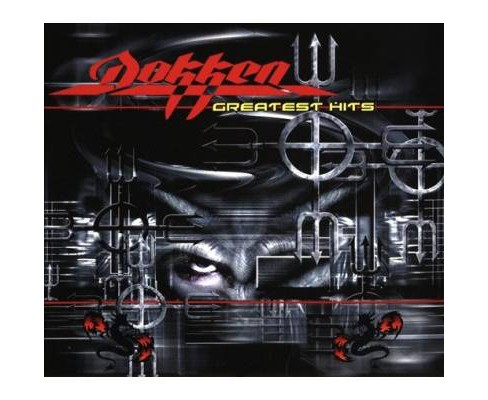 Dokken - Greatest Hits (CD) - image 1 of 1