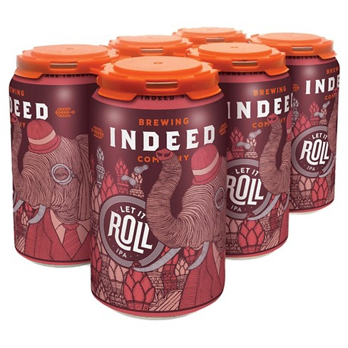 Indeed® Let It Roll - 6pk / 12oz Cans - image 1 of 1