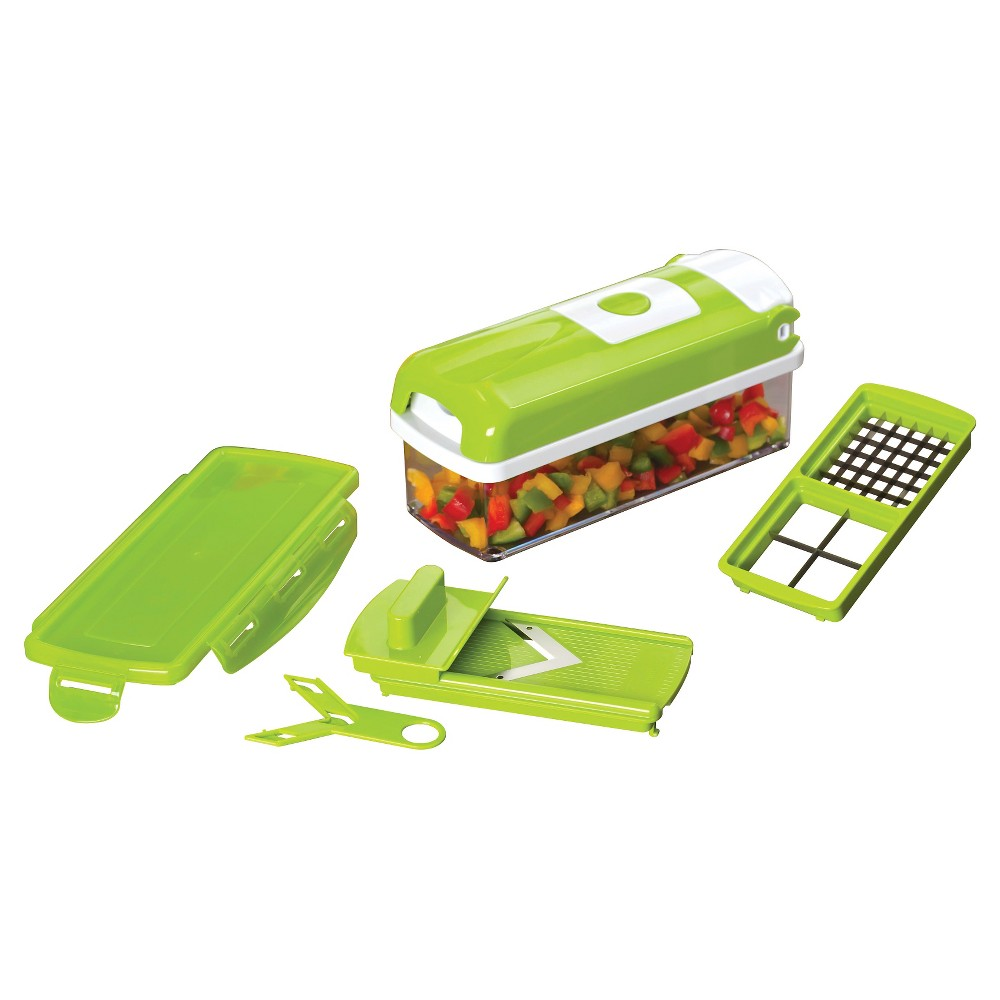 As Seen on TV One Second Slicer, Green