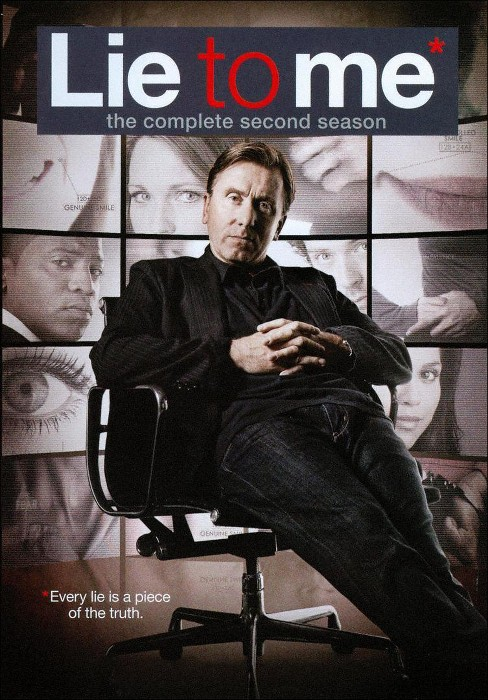 Lie to Me: The Complete Second Season (6 Discs) (dvd_video) - image 1 of 1