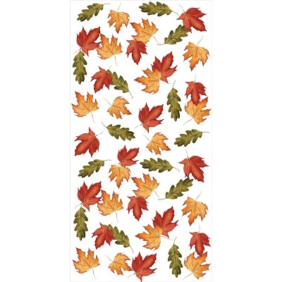 Leaves Banquet Tablecover Roll