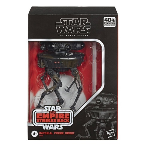 Star Wars The Black Series Imperial Probe Droid Deluxe Action Figure - image 1 of 4