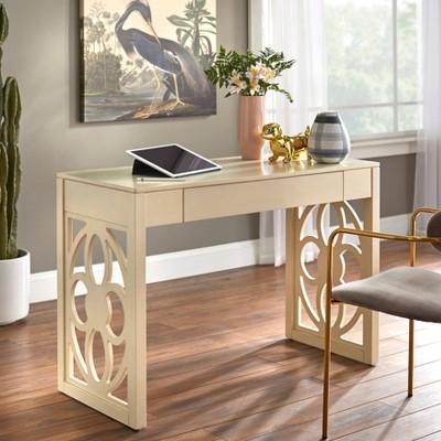 Allegory Desk White - Lifestorey