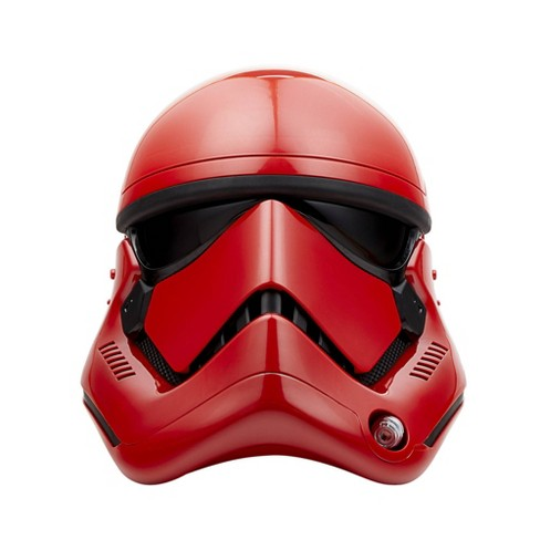Star Wars The Black Series Galaxy's Edge Captain Cardinal Electronic Helmet - image 1 of 4