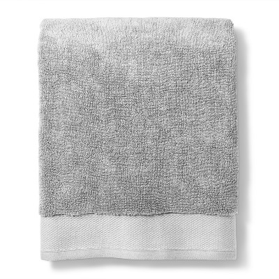 Reserve Solid Bath Towel Gray - Fieldcrest®