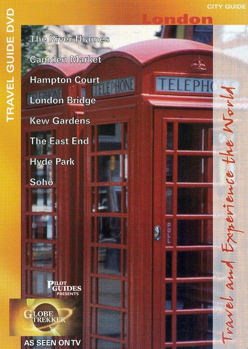 Globe trekker:London (DVD) - image 1 of 1