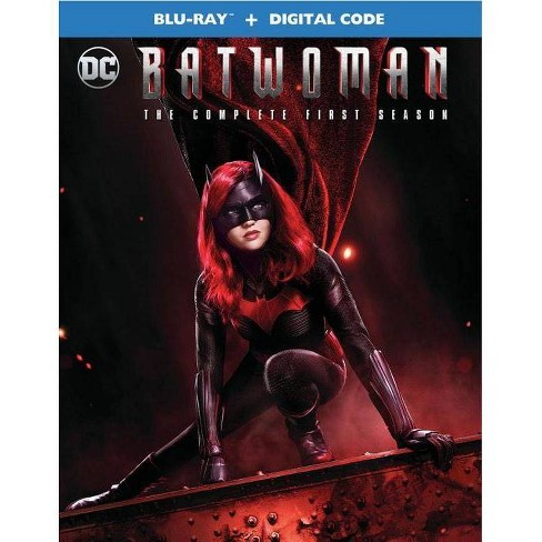 Batwoman: The Complete First Season (Blu-ray + Digital) - image 1 of 1