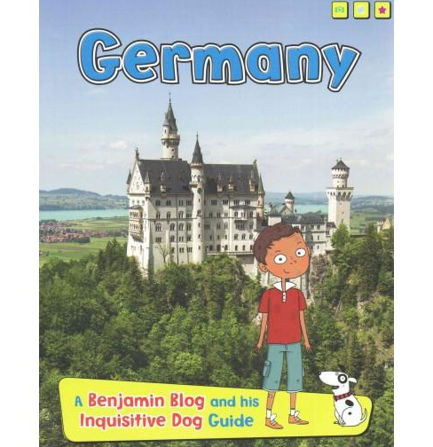 Germany (Paperback) (Anita Ganeri) - image 1 of 1