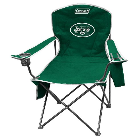Admirable New York Jets Rawlings Portable Chair Beatyapartments Chair Design Images Beatyapartmentscom