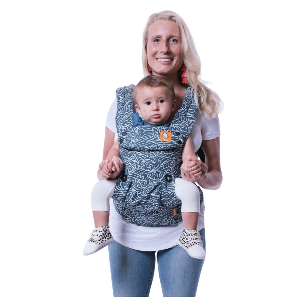 Image of Tula Explore Multi-Position Baby Carrier - Splash