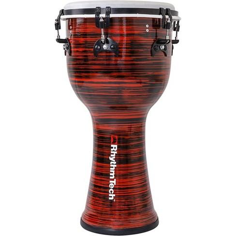 Rhythm Tech Palma Series Exclusive Djembe 13.5 in. Selavato Roja - image 1 of 4
