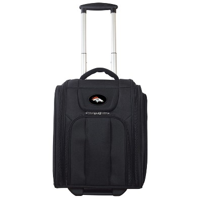NFL Mojo Licensing Deluxe Wheeled Laptop Briefcase Overnighter
