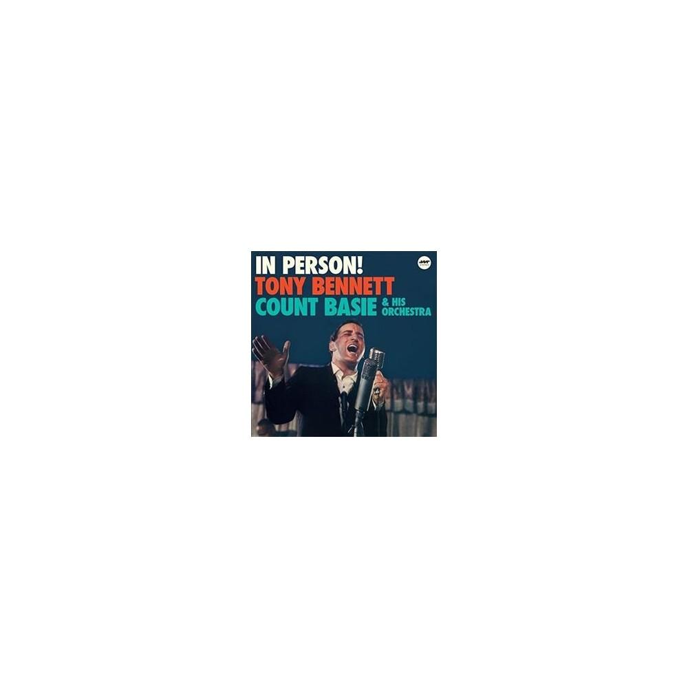Tony Bennett - In Person (Vinyl)