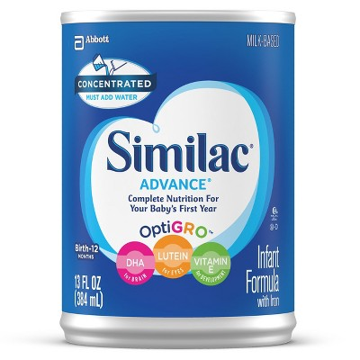 Baby Formula: Similac Advance Concentrated Liquid