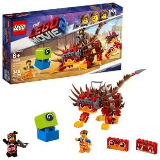 THE LEGO MOVIE 2 Ultrakatty & Warrior Lucy! 70827