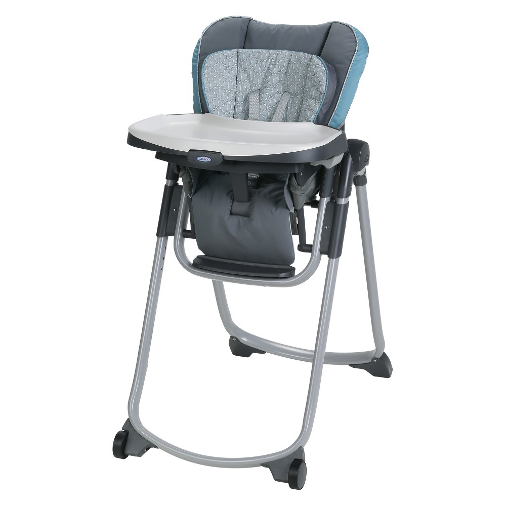 Image of Graco Slim Spaces High Chair - Alden
