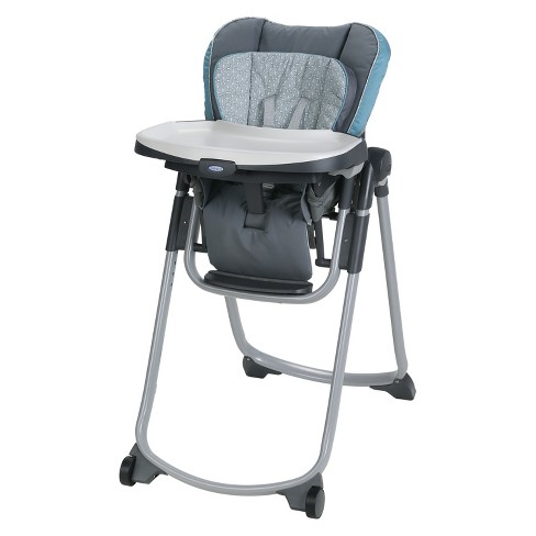 Miraculous Graco Slim Spaces High Chair Theyellowbook Wood Chair Design Ideas Theyellowbookinfo