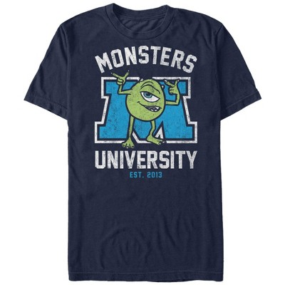 Men's Monsters Inc Cartoon Mike T-Shirt