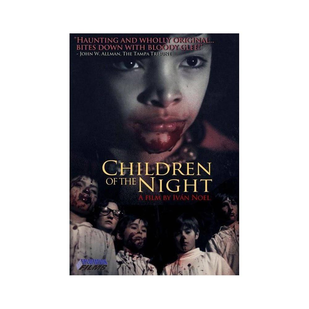 Children Of The Night Dvd 2015