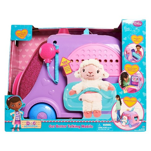 Doc McStuffins Mobile Cart - image 1 of 3