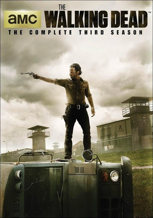 The Walking Dead: The Complete Third Season (5 Discs) (Widescreen) - image 1 of 1