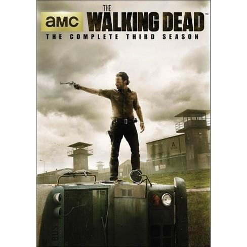 The Walking Dead  The Complete Third Season (5 Discs) (Widescreen ... 5240b9e2bcbe5