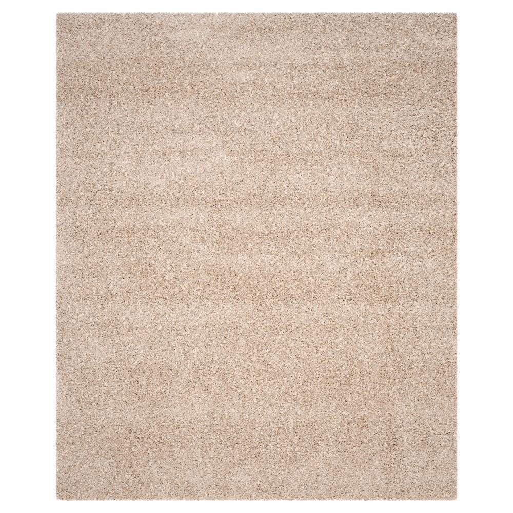 Sand (Brown) Solid Loomed Area Rug - (8'6x12') - Safavieh