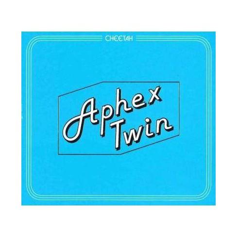 Aphex Twin - Cheetah Ep (CD) - image 1 of 1
