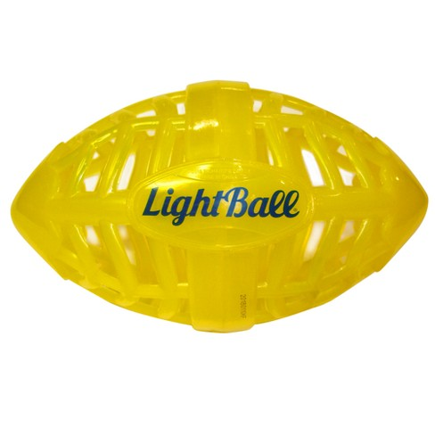 Lightball Football - Large - Yellow - image 1 of 2