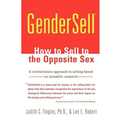 Gendersell - by  Judith C Tingley & Lee E Robert (Paperback) - image 1 of 1
