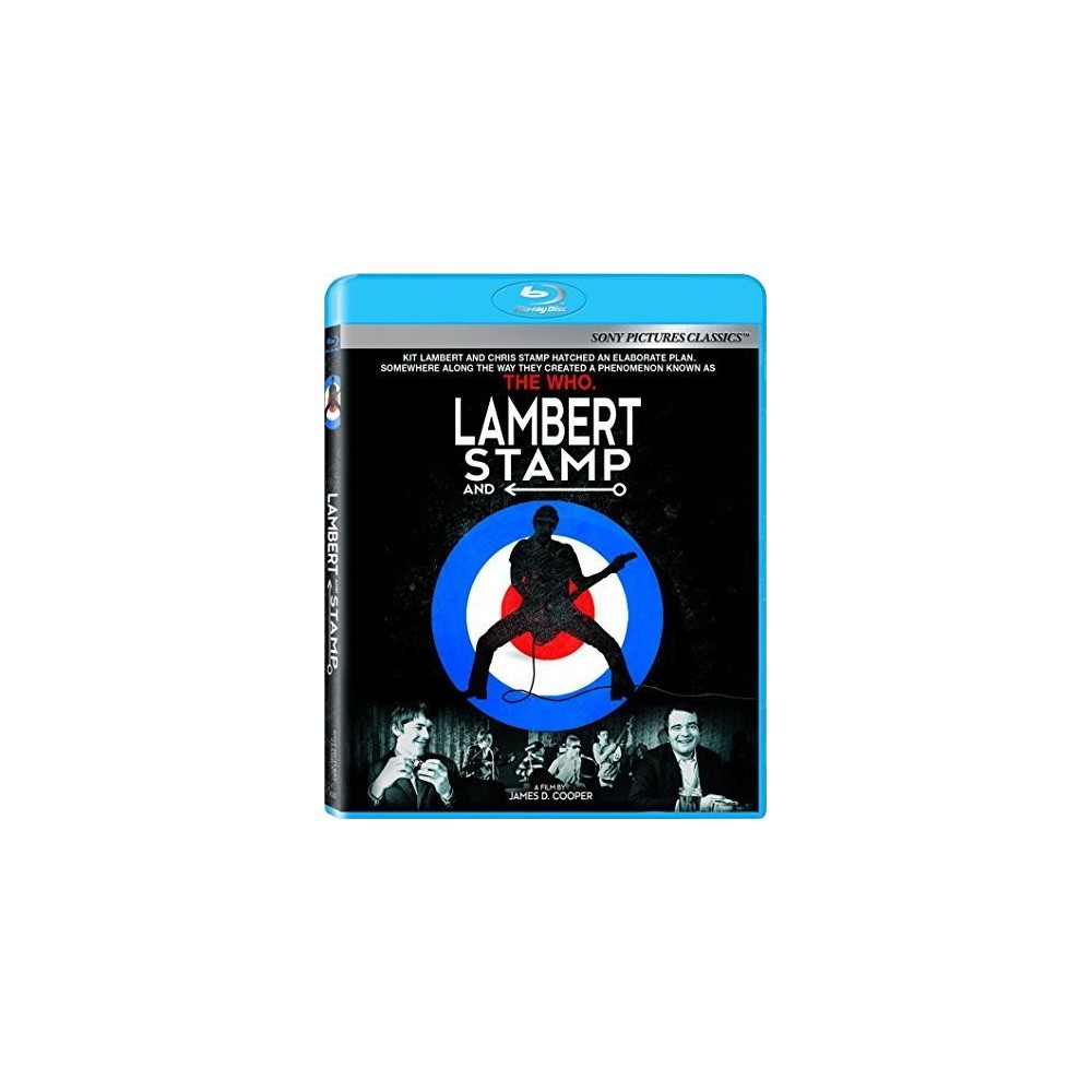 Lambert & Stamp (Blu-ray)