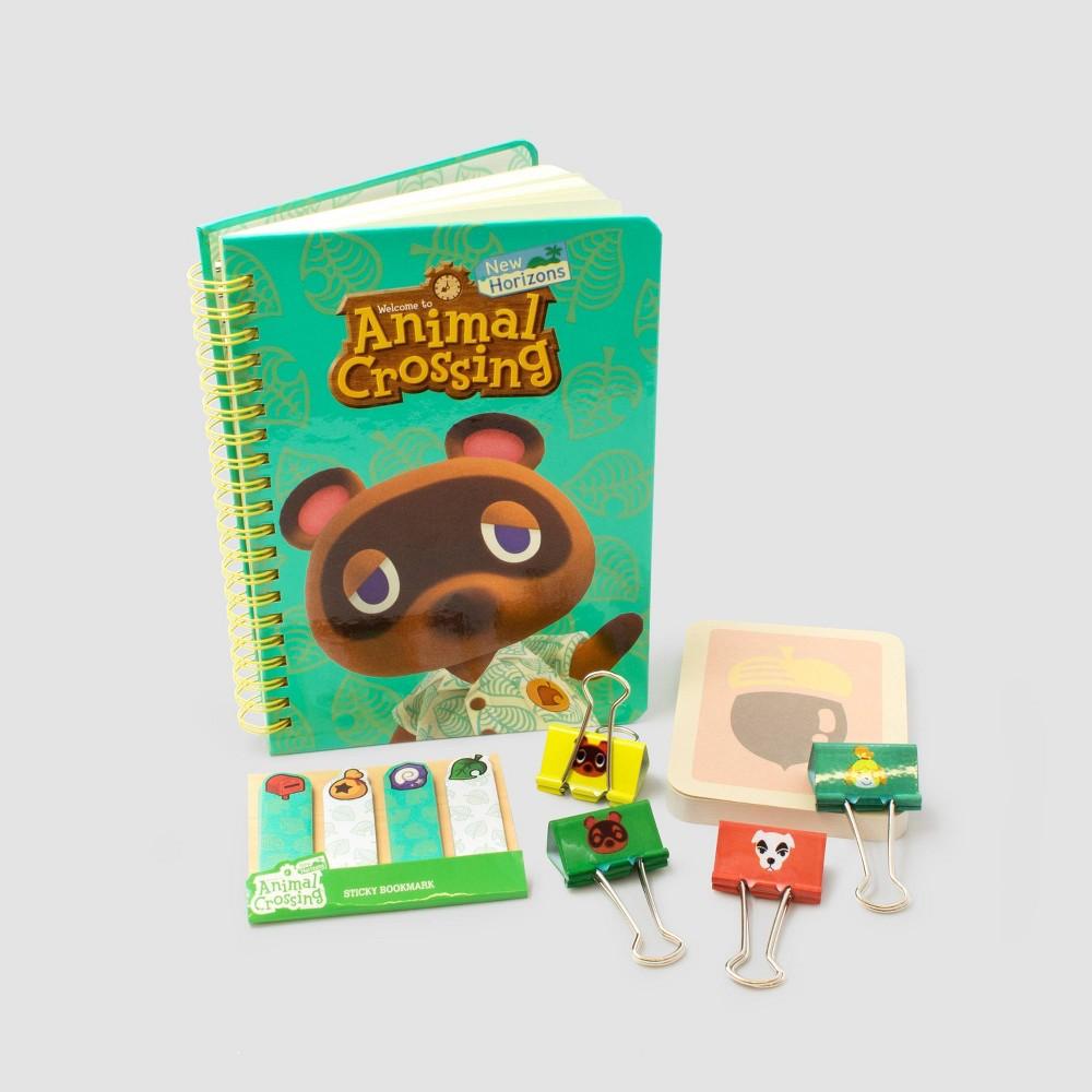 Nintendo Animal Crossing Stationery Collector 39 S Bundle